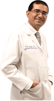Dr. Ayar of Coastal Vascular Center